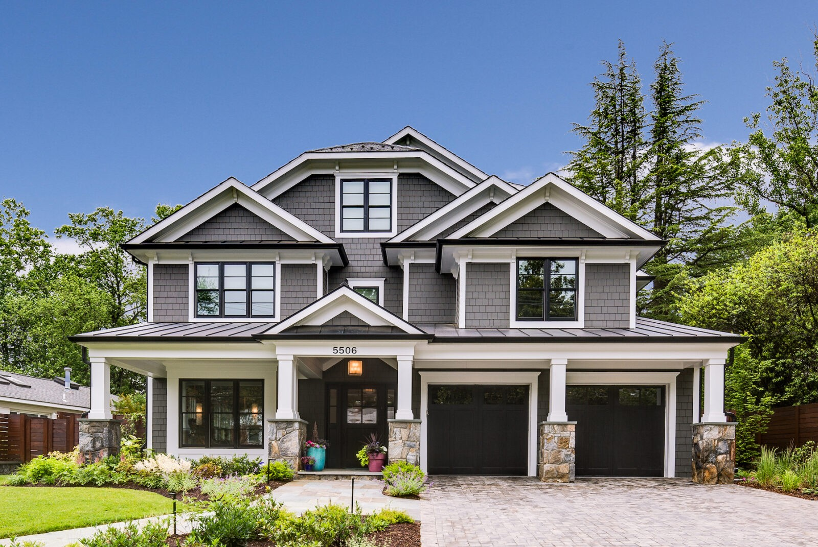 Home builder Bethesda